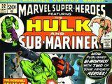 Marvel Super-Heroes Vol 1 32