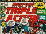 Marvel Triple Action Vol 1 7