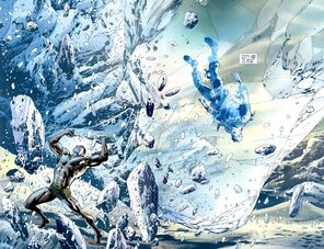 Namor McKenzie (Earth-616) and Steven Rogers (Earth-616) from Captain America Reborn Vol 1 3 0001