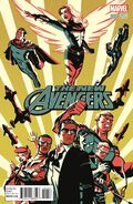 New Avengers Vol 4 1 Cho Variant