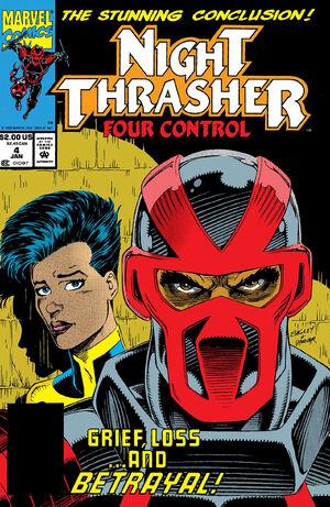 Night Thrasher Four Control Vol 1 4