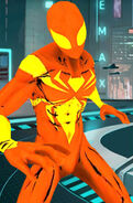 Peter Parker (Earth-TRN461) from Spider-Man Unlimited (video game) 045