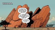 Red Rock from Infinity The Hunt Vol 1 3 001