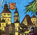 Santo Marco from X-Men Vol 1 4 001