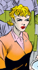 Shirley (Dulles) (Earth-616) from Skrull Kill Krew Vol 1 2 001