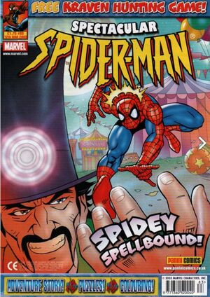 Spectacular Spider-Man (UK) Vol 1 83