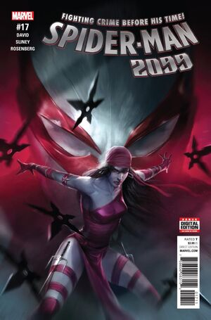 Spider-Man 2099 Vol 3 17
