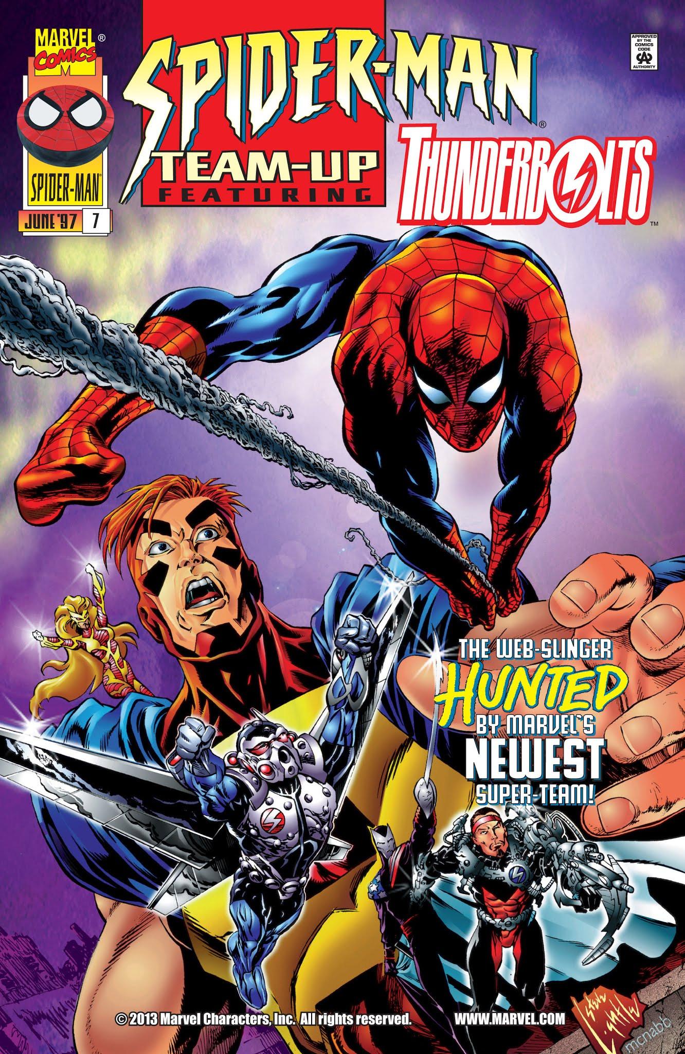 Spider-Man Team-Up Vol 1 7 | Marvel Database | FANDOM