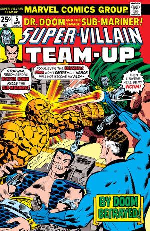 Super-Villain Team-Up Vol 1 5