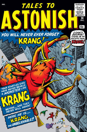 Tales to Astonish Vol 1 14