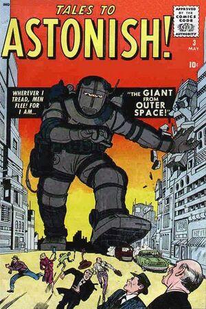 Tales to Astonish Vol 1 3 Vintage