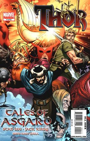 Thor Tales of Asgard Vol 1 4