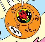 Time Machine (Earth-8311) from Peter Porker, The Spectacular Spider-Ham Vol 1 15 0001