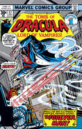 Tomb of Dracula Vol 1 57