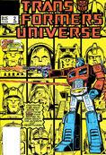 Transformers Universe Vol 1 2