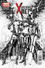 Uncanny X-Men Vol 3 19.NOW Campbell Sketch Variant