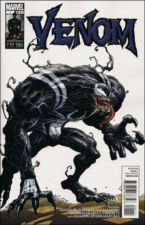 Venom Flashpoint Vol 1 1