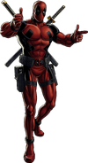 Wade Wilson (Earth-12131) from Marvel Avengers Alliance 001