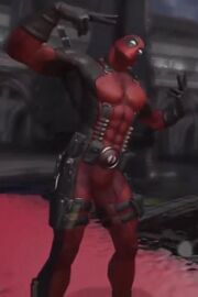 Wade Wilson (Earth-13625) from Deadpool (video game) 002