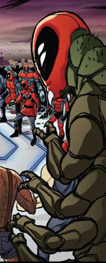 Wade Wilson (Earth-Unknown) from Deadpool Kills Deadpool Vol 1 4 0012