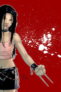 X-23 Vol 1 1 Limited Edition Variant Textless