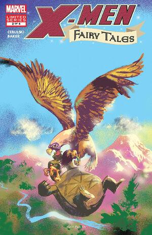 X-Men Fairy Tales Vol 1 2
