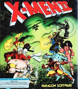X-Men II Fall of the Mutants