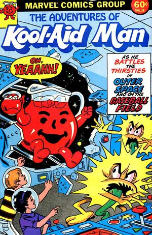 Adventures of Kool-Aid Man Vol 1 1