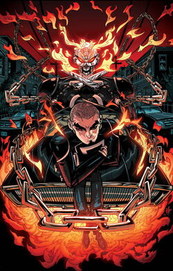 All-New Ghost Rider Vol 1 7 Textless