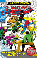 Amazing Spider-Man Annual Vol 1 6