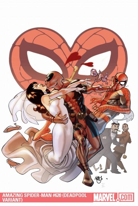 Amazing Spider-Man Vol 1 620 Deadpool Variant Textless.jpg