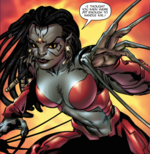 Anais (Earth-616) from X-Men- The Search for Cyclops Vol 1 2