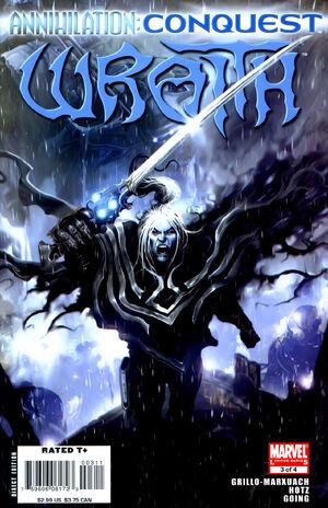 Annihilation Conquest - Wraith Vol 1 3