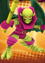 Annihilus (Earth-91119) from Marvel Super Hero Squad Online 001