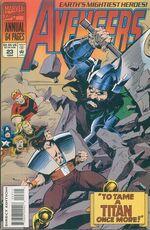 Avengers Annual Vol 1 23