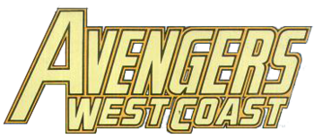 Avengers West Coast logo
