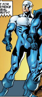 Bannerman White (Earth-616) from Marvel Boy Vol 2 2 0001