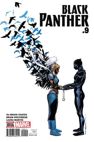 Black Panther Vol 6 9