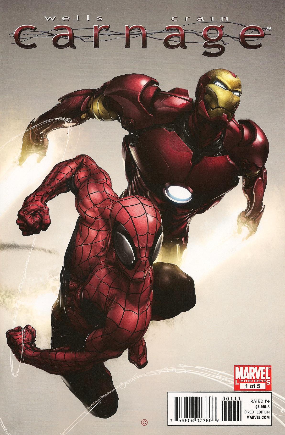Carnage Vol 1 | Marvel Database | FANDOM powered by Wikia