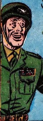 Colonel Collins (Earth-616) from Combat Kelly Vol 1 25 0001