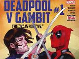 Deadpool v Gambit Vol 1 1