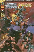Devil's Reign ½ Silver Surfer Witchblade Vol 1 ½