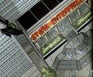 Donahue Development Building (New York) from Iron Man Vol 3 49 001