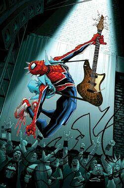 Edge of Spider-Geddon Vol 1 1 Textless