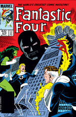 Fantastic Four Vol 1 278