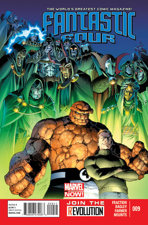 Fantastic Four Vol 4 9