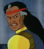 Forge (Earth-13393) from X-Men The Animated Series Season 1 12 0001