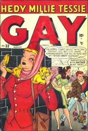 Gay Comics Vol 1 33