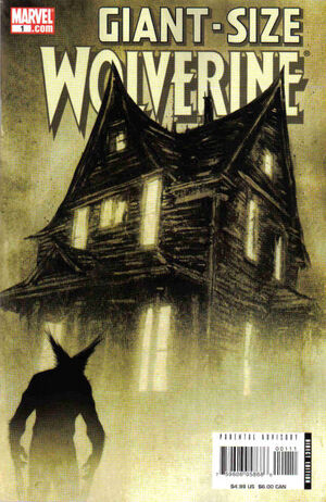 Giant-Size Wolverine Vol 1 1