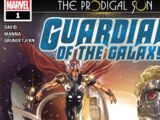 Guardians of the Galaxy: The Prodigal Sun Vol 1 1
